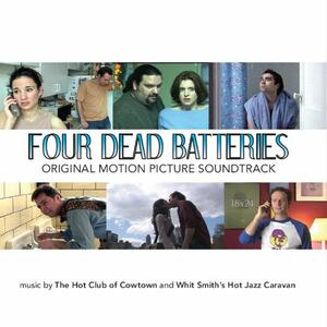 Four Dead Batteries (Colonna Sonora) - CD Audio