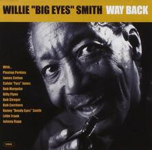 Way Back - CD Audio di Willie Big Eyes Smith