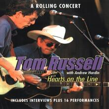 Tom Russell. Hearts On The Line (DVD) - DVD di Tom Russell