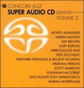 CD Concord Jazz