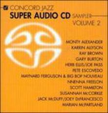 Concord Jazz - SuperAudio CD