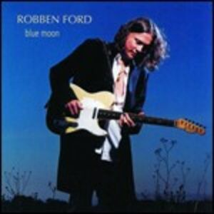 CD Blue Moon di Robben Ford