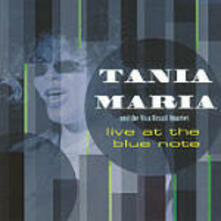 Live at the Blue Note - CD Audio di Tania Maria
