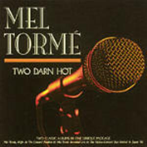 CD Two Darn Hot di Mel Tormé