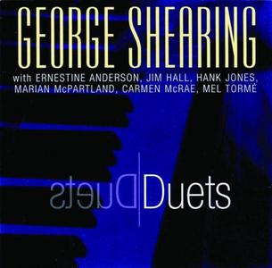 CD Duets di George Shearing