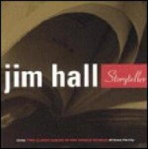 Storyteller - CD Audio di Jim Hall