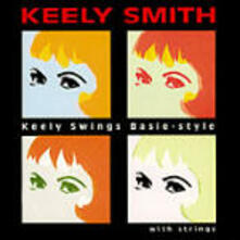 Keely Swings Basie Style - CD Audio di Keely Smith