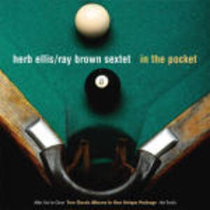 Foto Cover di In the Pocket, CD di Herb Ellis,Ray Brown (Sextet), prodotto da Concord