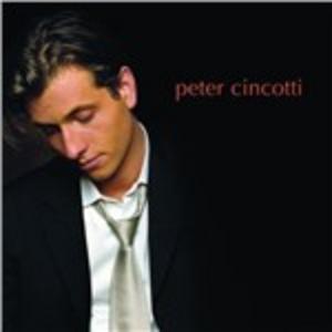 CD Peter Cincotti di Peter Cincotti