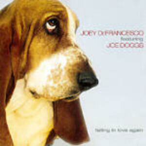 CD Falling in Love Again di Joey DeFrancesco