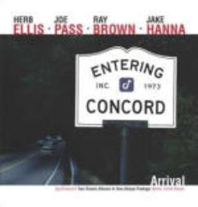 Arrival - CD Audio di Joe Pass,Herb Ellis