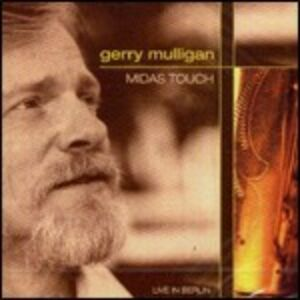 CD Midas Touch di Gerry Mulligan