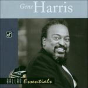 Ballad Essentials - CD Audio di Gene Harris
