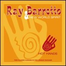 Hot Hands - CD Audio di Ray Barretto