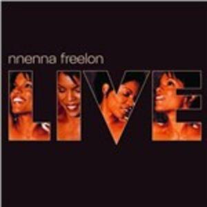 CD Live di Nnenna Freelon