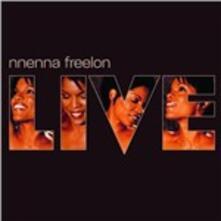 Live - CD Audio di Nnenna Freelon