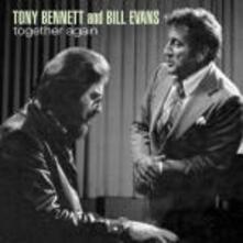 Together Again - CD Audio di Tony Bennett,Bill Evans