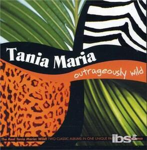 Outrageously Wild - CD Audio di Tania Maria