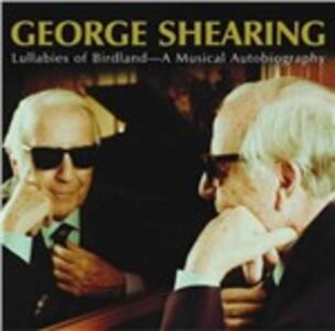 Lullabies of Birdland - CD Audio di George Shearing