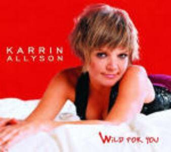 CD Wild for You di Karrin Allyson