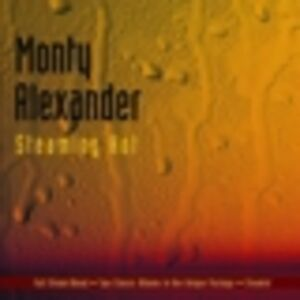 CD Steaming Hot di Monty Alexander