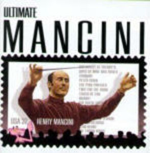 Foto Cover di Ultimate, CD di Henry Mancini, prodotto da Concord
