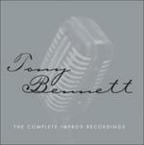 Complete Improv Recording - CD Audio di Tony Bennett