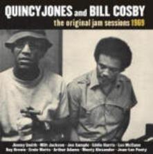 The Original Jam Session 1969 - CD Audio di Quincy Jones,Bill Cosby