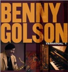 CD Terminal 1 di Benny Golson