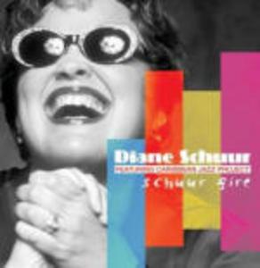 CD Schuur Fire di Diane Schuur