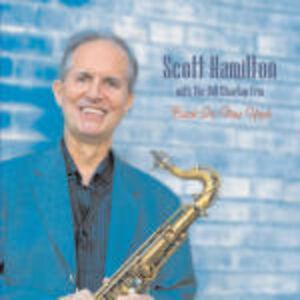 CD Back in New York Scott Hamilton , Bill Charlap (Trio)