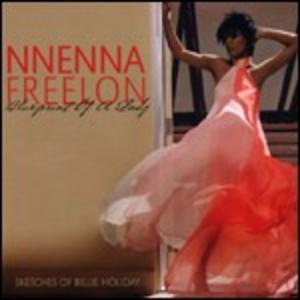 CD Blueprint of a Lady di Nnenna Freelon