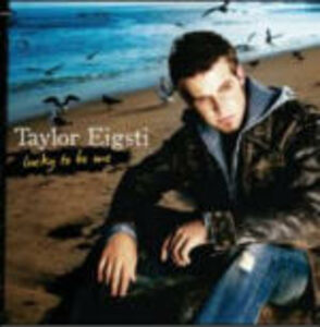 Foto Cover di Lucky to be me, CD di Taylor Eigsti, prodotto da Concord
