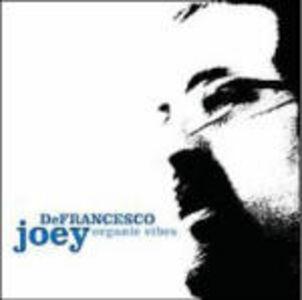 CD Organic Vibes di Joey DeFrancesco