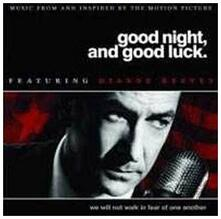 Good Night, and Good Luck (Colonna sonora) - CD Audio di Dianne Reeves