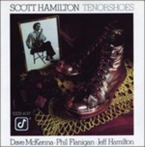 CD Tenorshoes di Scott Hamilton