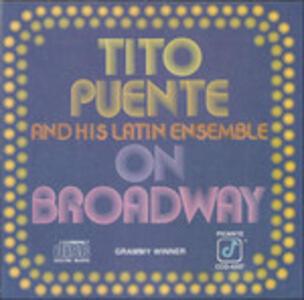 On Broadway - CD Audio di Tito Puente