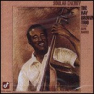 CD Soular Energy di Ray Brown