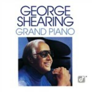 Grand Piano - CD Audio di George Shearing