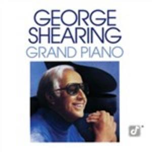 CD Grand Piano di George Shearing