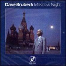 Moscow Night - CD Audio di Dave Brubeck