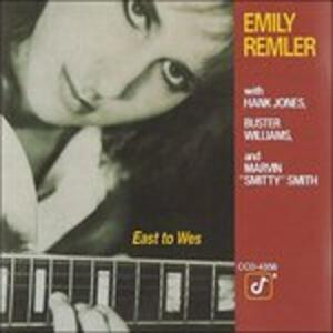 East To Wes - CD Audio di Emily Remler