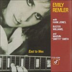 CD East To Wes di Emily Remler