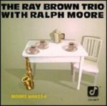 Moore Makes 4 - CD Audio di Ray Brown