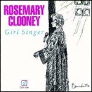 CD Girl Singer di Rosemary Clooney