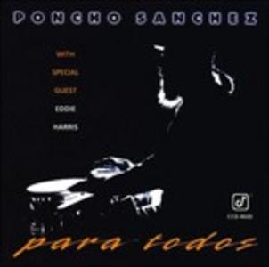 CD Para Todos di Poncho Sanchez