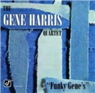 CD Funky Gene's di Gene Harris (Quartet)
