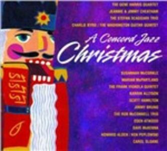 CD A Concord Jazz Christmas