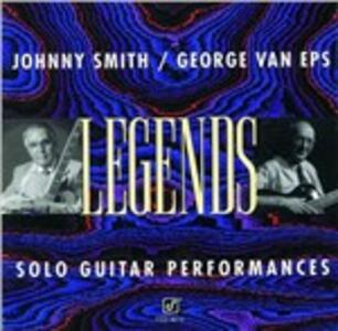 Legends - CD Audio di Johnny Smith,George VanEps