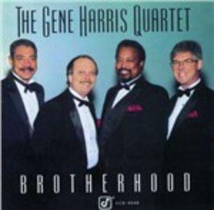 CD Brotherhood di Gene Harris (Quartet)